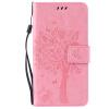 Pink Tree Design PU кожа флип крышку кошелек карты держатель чехол для SAMSUNG C5 pink tree design pu кожа флип крышку кошелек карты держатель чехол для samsung c5