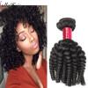 Дешевый 7A необработанный малайзийский 4шт натуральный цвет мягкий и упругий весной Curly Fashion Wholesale Price Good Quality дешевый