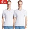 BOSIDENG мужская футболка хлопковая воздухопроницаемая одежда