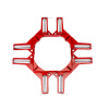 MyMei New 90 Degree Right Angle Clip Corner Clamp Photo Picture Frame Clamps Tool Red женские сапоги ecco 83213358627 832133