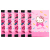 Обширный (Guangbo) привет kitty16K40 страница ноутбук дневник / ноутбук канцелярские шесть суб установленной Hello Kitty KT81004 обширный guangbo 128 чжан a5 кожаный ноутбук ноутбук канцелярские ноутбук дневник синий fb60316