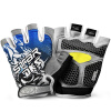 REXWAY Велосипедные перчатки с перчатками Противоскользящие велосипедные рукавицы Гоночные дорожные велосипедные перчатки