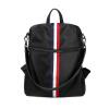 Каллахан (Каллахан) Г-жа Холст сумка Корейская версия простой прямоугольный мешок путешествия рюкзак колледж Ветер женский черный нейлон водонепроницаемый KW6164121