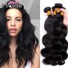 Продукты волос волос YYONG бразильские волосы 4 комплектов волос 8A не обработанные девственные волосы дешево бразильские волосы 4 ПК освобождают перевозку груза дешево