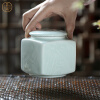 Changnan керамической чайница цзиндэчжэнь память бак для хранения уплотнительной кассеты Малого портативного путешествия чайник джентльмен домкрат белак бак 00026 2т