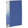 Jindeli основного цвета A4 + длинная мощная папка папки ALH620 синей пластина отчеты стержневых прозрачной папки насосных af5001 a4 прибыли папка синего платья 10