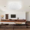 NVC Потолочные светильники Гостиная Лампы Спальня Лампы Освещение Освещение Стильные лампы Parrot Terrace Лампы круглого монохроматического света (24W 6500K)