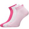 PUMA / PUMA дышащие носки для мужчин и женщин, спортивные носки (три пары установлены) в виде белого 90691503 43-46