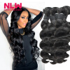 Hot Sell 5 Bundles Bouncy Full 8A Top Grade Free Shipping Malaysia Virgin Loose Wave Hair N.L.W Products for Black Women Cheap hot sell heat party hair free shipping hot new fashion long purple wavy women lady s cosplay hair full wig