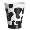 [Супермаркет] Gui Бао Jingdong серии творческой простой керамическая кружка ранчо кружка чашка молока чашка чашка большая чашка - Коровы [супермаркет] gui бао jingdong кружка цвет серии творческой простой керамической чашки чашка знак большой чашки темно зеленый лес