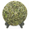: 	C-PE097 Super Chinese Green Food Puer Tea Fuding White Tea cake 350g Sessile Silver Needle Natural Herbal White Peony bag king tea 2009 xiaguan 8633 cake 357g china yunnan kunming chinese puer puerh raw tea sheng cha slim beauty premium weight loss