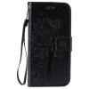 Черное дерево дизайн PU кожа флип Обложка Кошелек Карты Держатель чехол для IPHONE 6