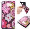 Цвет цветы шаблон Мягкий тонкий ТПУ резиновый силиконовый гель Дело Чехол для Samsung Galaxy A3 2016/A310