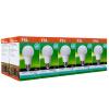 Супермаркет] [Jingdong FSL (FSL) Светодиодные лампы энергии энергосберегающие лампы 7W E27 большой рот террариуме лампы дневного с лампы