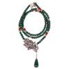 PH7 серебряное ожерелье кулон S925 серебряные ювелирные изделия