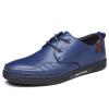 Louis Marx тенденции моды обуви Корейский мужской бизнес обувь раунд кружева повседневная обувь 9088 черный 39 louis gerardier le bottier обувь на шнурках
