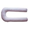 FOSSFLAKES наволочки для беременных женщин импортные хлопчатобумажные крупногабаритные наволочки для беременных женщин 158 * 87 * 30 см оригинальные импортные розовые
