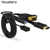 Руи Мин LA210501 HDMI кабель HD к порту адаптера VGA адаптер VGA кабель vga hdmi в нижнем новгороде