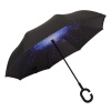 7103 двойной зонтик PARKSON громкой автомобиль обратный зонтика двойного зонтик зонтик мужчина с длинной ручкой большого зонтика сложенных газет двойного барометром executive golfset 33x27x7 7103