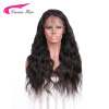 Carina hair Glueless Full Lace Human Hair Wigs Body Wave Natural Color Brazilian Remy Hair Wigs For Black Women With Baby Hair