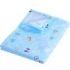 Как ребенок (elepbaby) детские хлопковые листы детского сада детские кроватки кроватки простыни 140 * 90 см (буквы bean green)