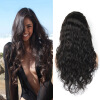 130 Density Body Wave Brazilian Virgin Hair Free Part Full Lace Wigs For Black Women 130 density body wave glueless full lace human hair wigs brazilian virgin hair free part for black women