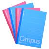 все цены на  Kokuyo (Kokuyo) Campus классический книжный переплет книги / ноутбук / мягкие рукописи А5 / 40 Страница 4 случайный цвет в соответствии с настоящим аппаратом WCN-CNB3410  онлайн