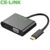 CE-LINK  Type-C к HDMI адаптер переходник USB-C3.1 к HDMI патч-корд k line адаптер usb украина