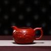 Чайник край фиолетового кунг-фу чай ярмарка чашки руды Исин ручного Zhuni Большой красный дракон рыба справедливой чашка костюм приемный бункер с питателем для руды