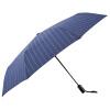 Мидо MAYDU джентльмен полосатый мужской деловой зонт автомат безопасности позиционер сложенный зонтик M3316 Black мидо maydu вишня зонт винил уф