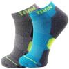Taiang TAAN бадминтона профессиональные спортивные носки M донные дышащие впитывающие полотенце носки помочь низкой серый синий черный T-350 установлены две пары носки kross prs tall размер m черный t4cod000275mbk
