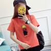 VIVAHEART Корейский футболка с вышивкой с короткими рукавами футболка женская VWTD174233 оранжевый L vivaheart корейский трикотаж женская ткань вязаная футболка с коротким кардиганом sunset vwyc172448 абрикосовая l