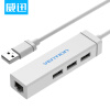 (VENTION) USB адаптер 3,0 конвектор HUB концентратор vention usb адаптер 3 0 конвектор hub концентратор