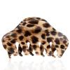 Royal Salsa (Royalsasa) аксессуары головного убора для волос захватных ручки смолы пластины из леопард