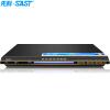 (SAST) DVD-плеер DVP-501 (проигрыватель компакт-дисков Qiaohu проигрыватель DVD-проигрыватель VCD) (черный) dvd плеер sony dvp sr760hp black