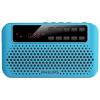 Philips (PHILIPS) SBM130BLU Портативная акустическая мода портативный мини стерео динамики двойные стереодинамики обучения аудиоплейеры синий philips стерео cd проигрыватель пренатального обучения