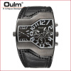 watches for men brands oulm direct sell two time zone sport style PC21S movt wristwatch HP1220 бриджстоун дуэлер hp sport