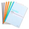 Kokuyo (Kokuyo) серия порезвиться А5 / 80 эта страница переплетный / блокнот / 6 мягких рукописей загружена WCN-G5807 блокнот минимализм а5