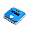 Кольцо MP3-плеер (HBNKH) H-R300, диктофон спортивные профессиональные записи музыки в формате MP3-плеер 8G синий