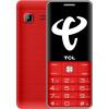 TCL GF618 красный Unicom 2G мобильный телефон старый мобильный телефон мобильный телефон пиксель