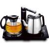 (QLT) автоматический чайник для воды электрический чайник для чая 304 нержавеющая сталь электрический чайник изоляция электронный чайный лоток чайный набор QLT-T1218