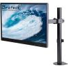 Brateck LCD монитор компьютера стоять универсальный поворотный стол подъемный кронштейн опорный кронштейн эргономичная стойка дисплея 13-32 дюймов LDT12-C011 brateck kl21g 44f для 32 55
