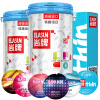 Elasun Импортные презервативы  24 * 2 + 6шт. гель смазка elasun интимный 60 г