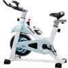 Синий Замок Spinning немой закрытый велотренажер домой D500 велотренажер dfc spinning bike