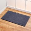 Ou Runzhe ковер кухня вход ванная комната коврик бар стол для кухни коврик для пыли 50 * 80 см серый