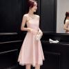 Пруд утром 2017 юбка платья способа Slim большая сексуальная юбка платья pompon платья юбки плиссированная юбка S72R0424A26XL розовая XL