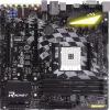 Biostar (BIOSTAR) X370GT3 материнская плата (AMD X370 / LGA АМ4) сова noctua nh l9x65 se ам4 куллер процессора amd ам4 интернет тепловая труба 4 9см вентилятор 65мм высокий