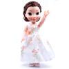 Disney (Disney) красота и девочка зверя были дети дети и девочки игрушки кукла кукла кукла кукла кукла модель празднования версия принцесса принцесса 54555 disney картонка принцесса и лягушка