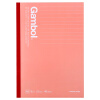(KOKUYO) Gambol Wireless Bindingbook / Notepad / Soft Copy A5 / 40 Page 4 Этот цвет поставляется с WCN-GNB3418 серьги page 4
