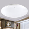 Супермаркет] [Jingdong спальни потолок кухни балкон HD LED крыльцо свето коридор для простого круговой лампы освещения 18W белых полной белых